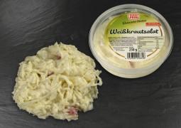 250g Weißkrautsalat...