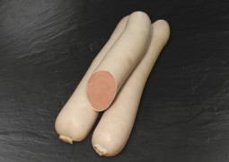 2 cm frische Leberwurst...