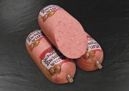 175g gek. Zwiebelwurst...