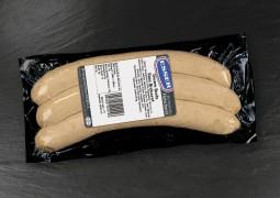 Käsebratwurst (3,99 €/Pa.)...