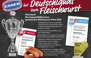Fleischwurstpokal 2019