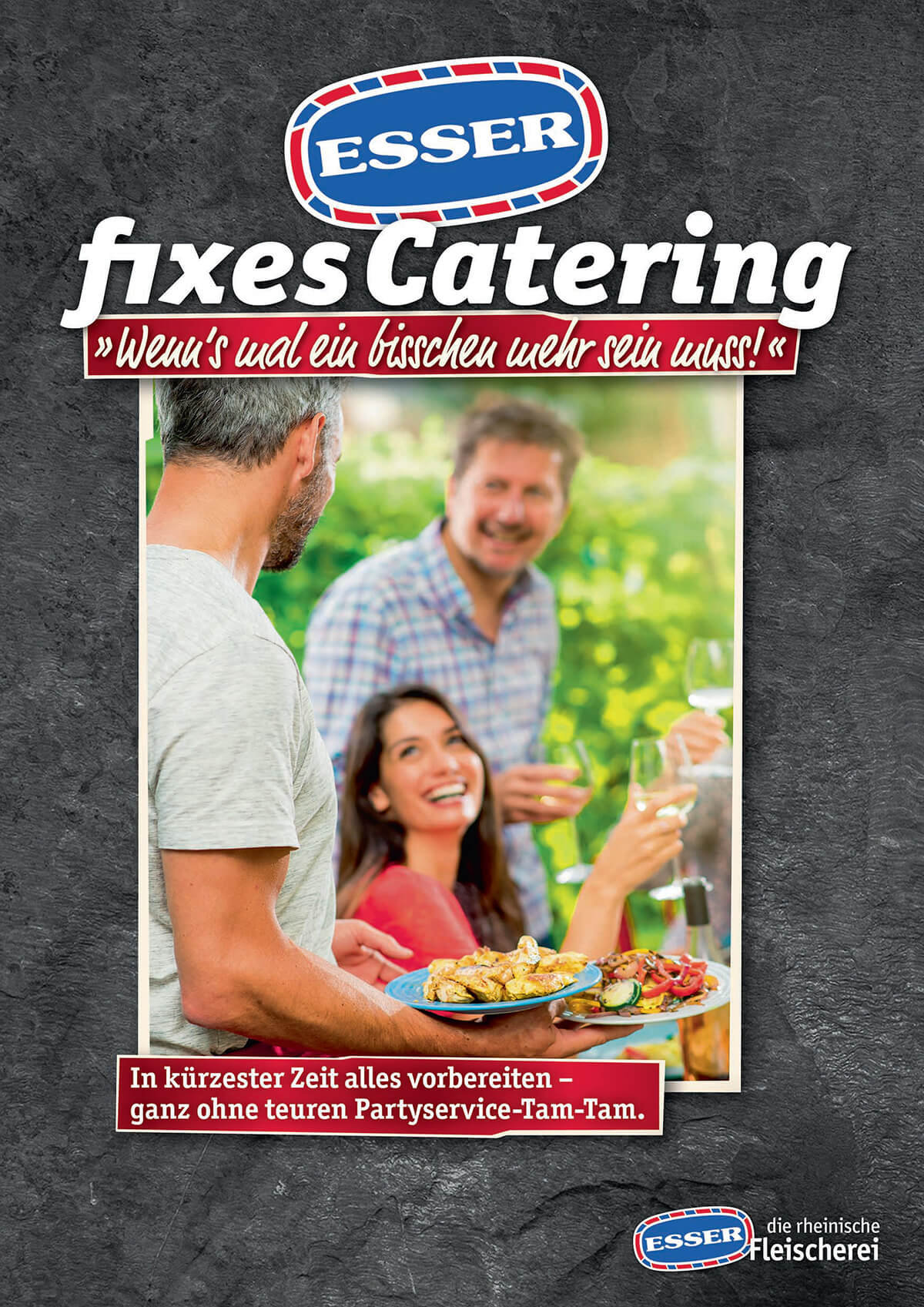 Flyer Fixes Catering