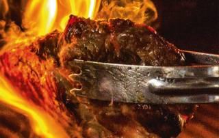 Fleisch zubereiten