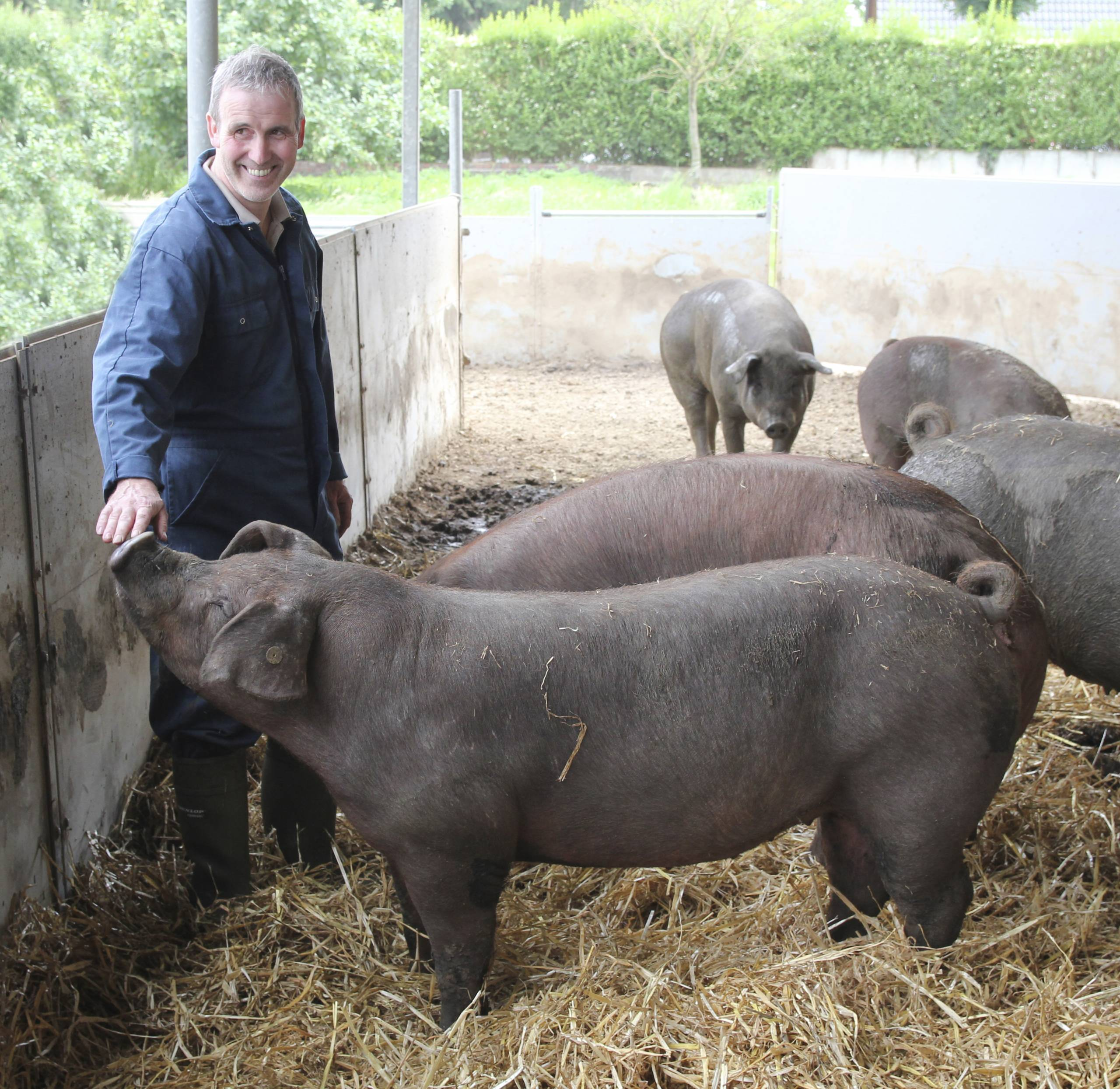 Unsere Landwirte & Tiere