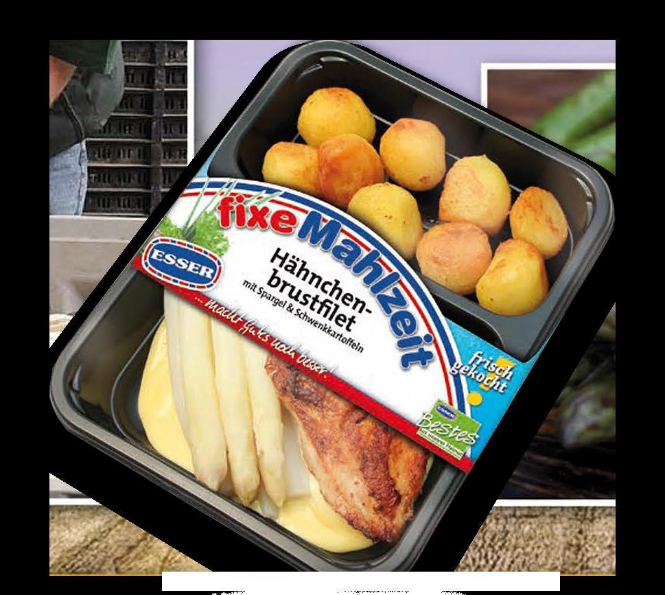 Fixe Mahlzeit
